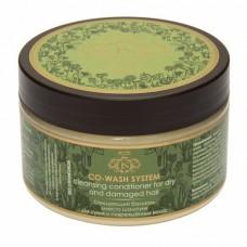 Очищающий бальзам вместо шампуня для сухих и поврежденных волос, 300 мл.