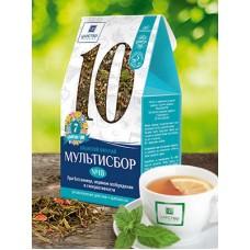 Чай Мультисбор №10,80гр