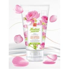Маска косметическая с лепестками роз, 140г