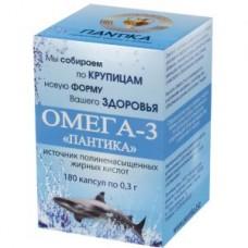 Биологически активная добавка «Омега-3», 180 капсул