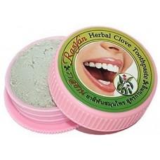Зубная паста Rasyan травяная с гвоздикой, 25 гр